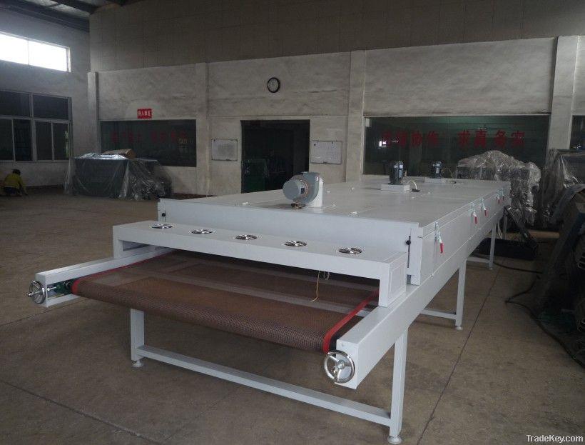 far infrared conveyor dryer