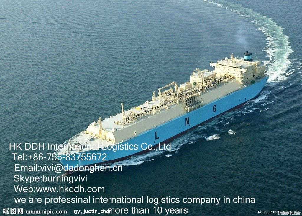 sea freight from shenzhen/ any port of china to pasir gudang