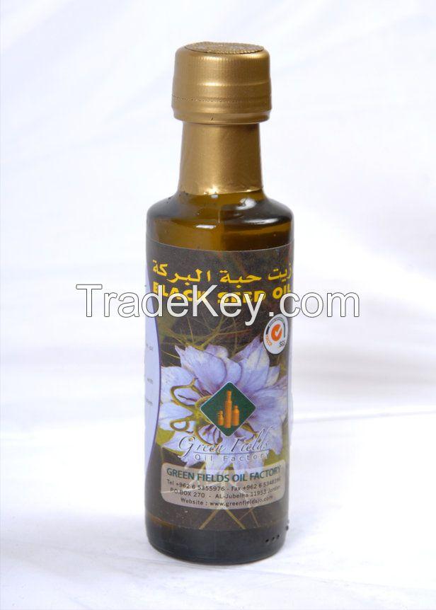 Black Seed Nigella Sativa Oil