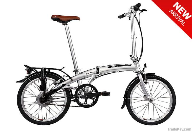 Dahon Mu N360 Folding Bike