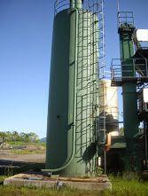 USED ASPHALT PLANT 60TON/Hr  1995 Made by NIIGATA