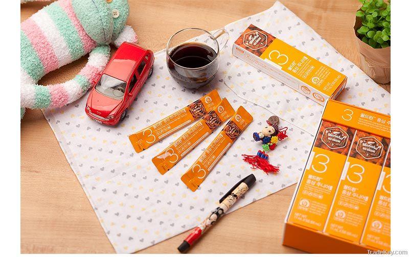 Manuka Honey blended with Korean Red Ginseng - Junior Stick (5Sticks)