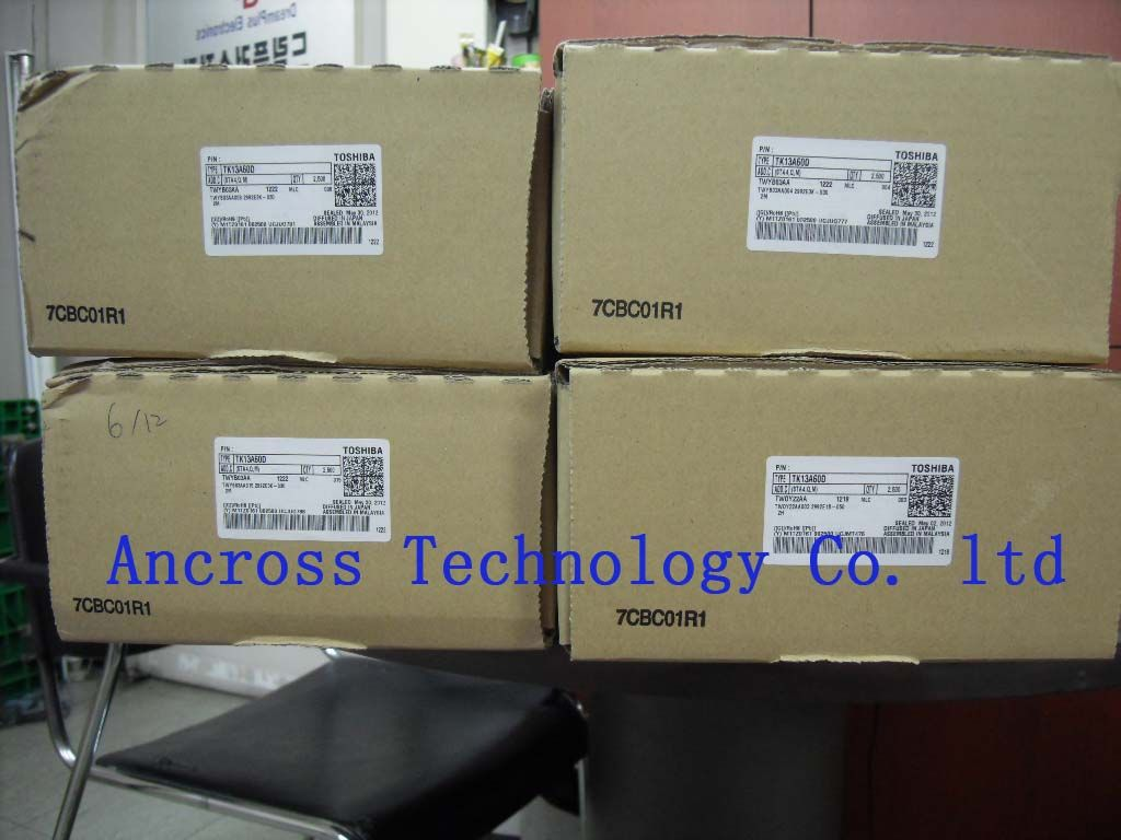 Electronic Components TK13A60D