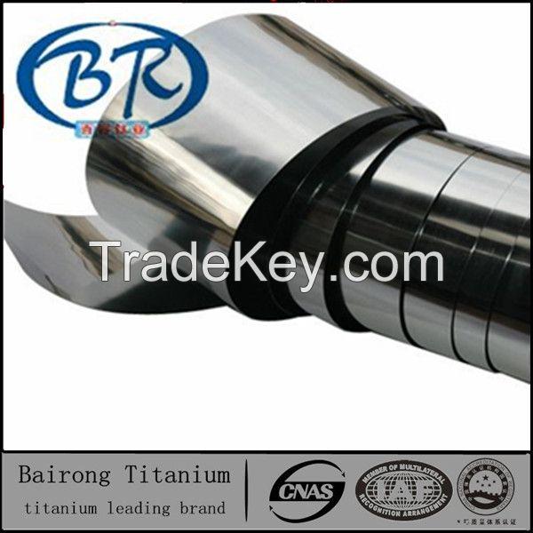 titanium foil
