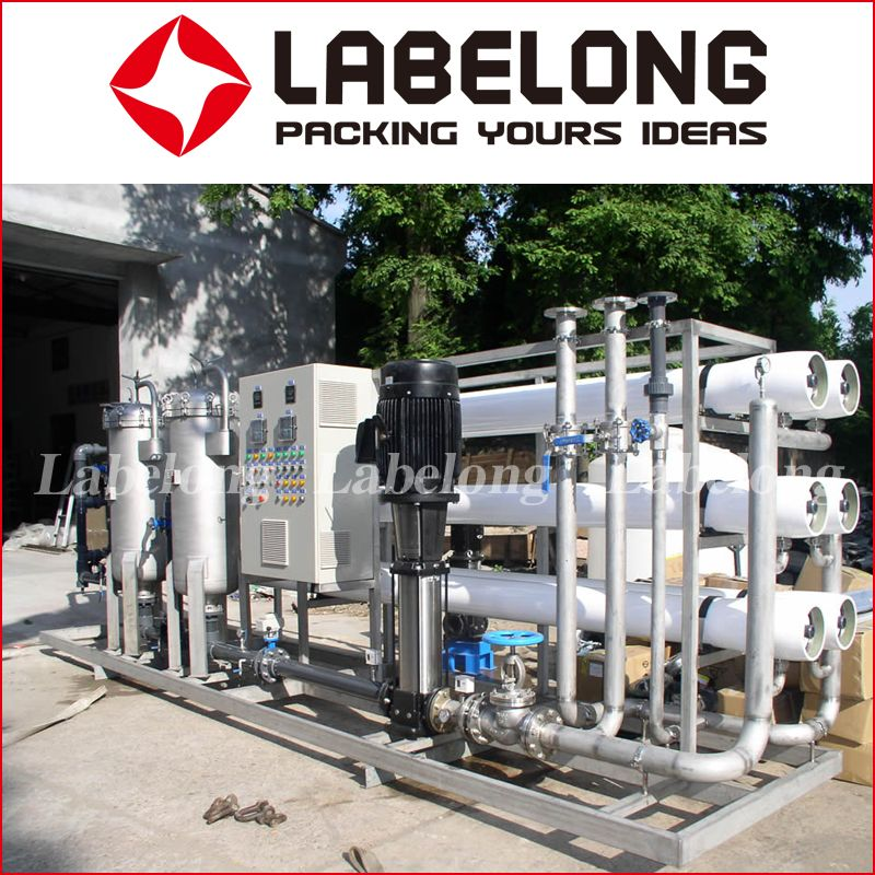 Reverse osmosis systems for drinking water