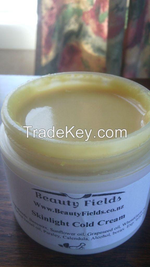 Beauty Fields All Natura Skin lightening cream lotion