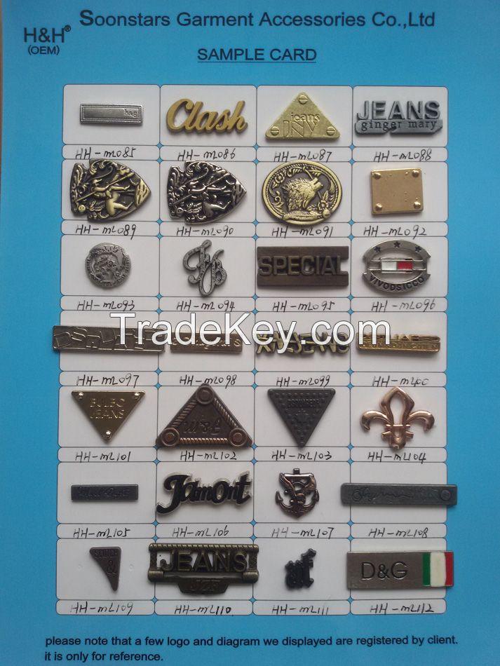 Metal Label/plate/tag