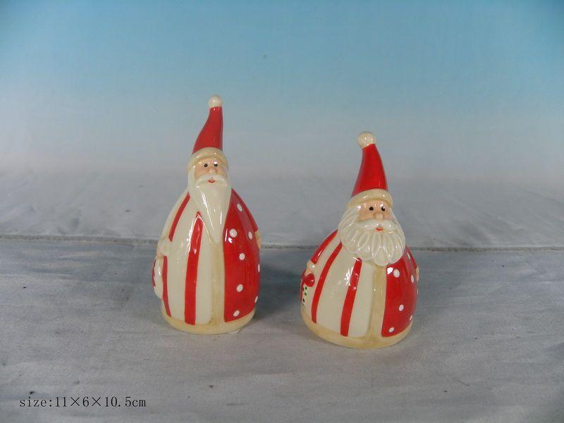 Santa  Claus Statues