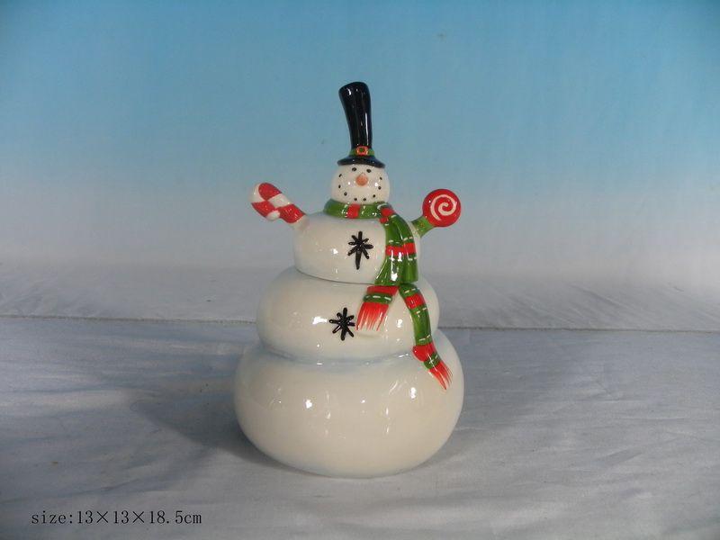 Snowman Figurines For Christmas