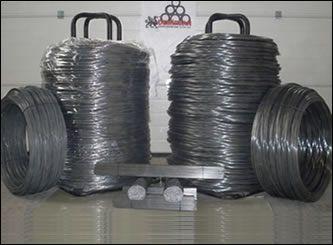 wire, galvanized wire, coppered wire, phospated wire, self-coloured wire, wire bar