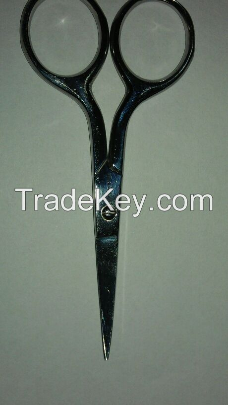 Manicure scissors available good quality