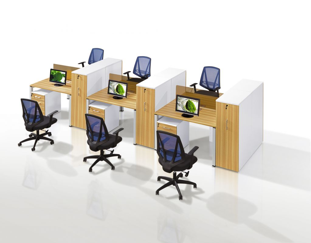 6 Seats Office partition