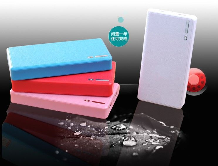 Dual usb charger bank Portable battery Power bank 50000mah Power bank Portable External Battery Charger For mobile phone