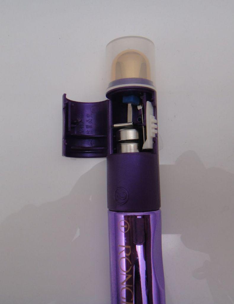 Electric Shake Massage Eye Cream Bottle