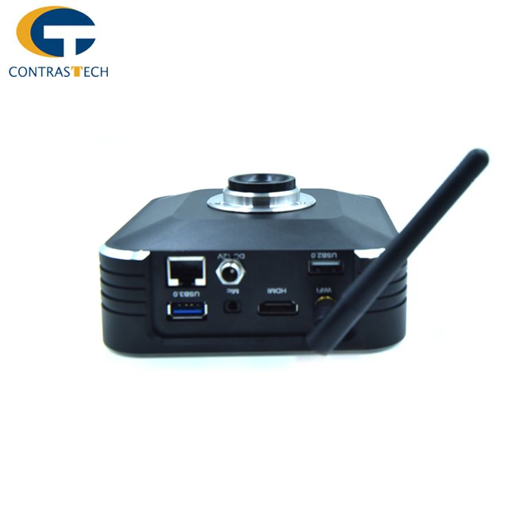 China Supplier 1080P 4K High Definition 60fps HD HDMI Output Microscope Camera
