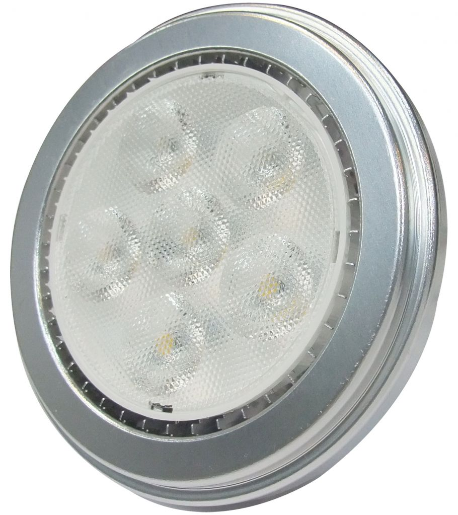 High power LED spotlight