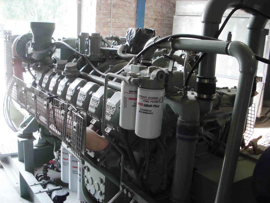 Detroit Diesel Generator (USA)