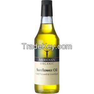 High quality sunflower oil (cold pressed)