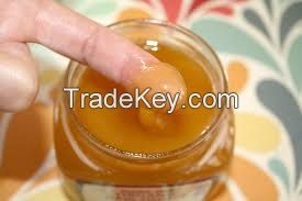 High quality pure natural raw honey