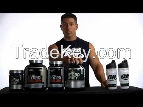 High quality supplements optimum nutrition
