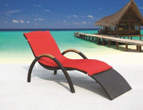 Outdoor Rattan Lounge (VL7003)