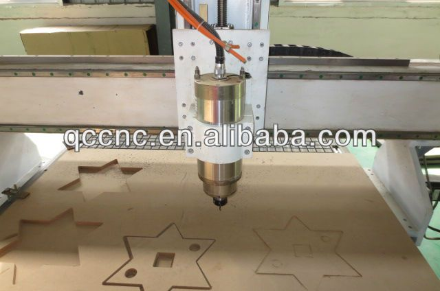 China hot sale cnc router machine for wood stone
