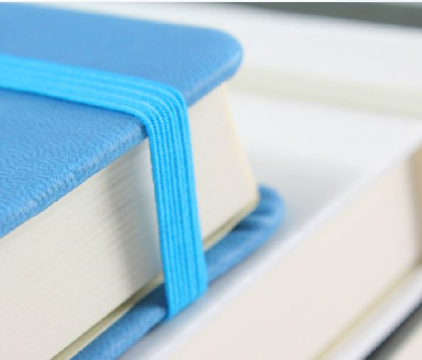 pu moleskin notebooks
