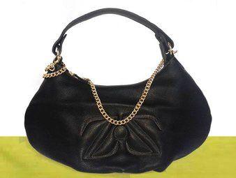 Zuffato Women  Soft Leather Handbag made in Italy