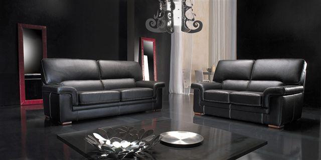 Zuffato Deluxe Leather Sofa Made in Italy