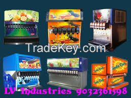 soda fountain machine manufacturer