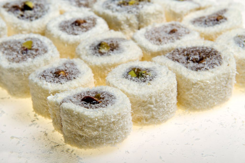 all kind of turkish delight