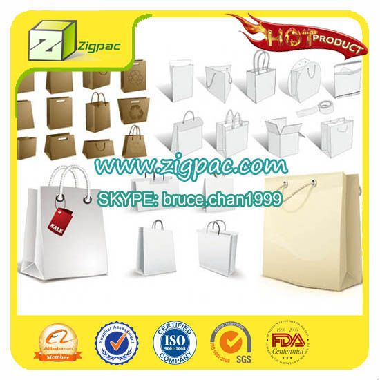 Widely used in food industry and FDA certificate approved zip lock resealable non woven bag