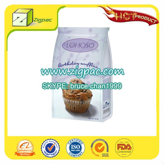 Sophisticated technologies and ISO9001 certificate approved nature new virgin PE eco-friendly mylar bag
