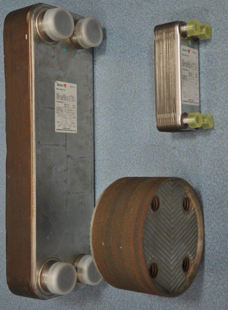 BAVI brazed  plate heat exchanger
