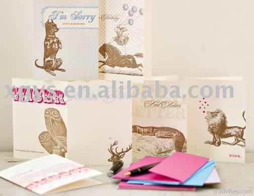 paper gift card