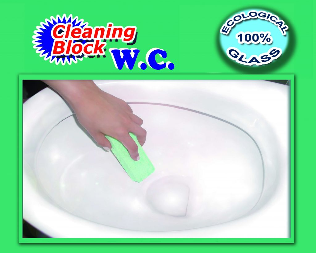 Cleaning Block pumice stone