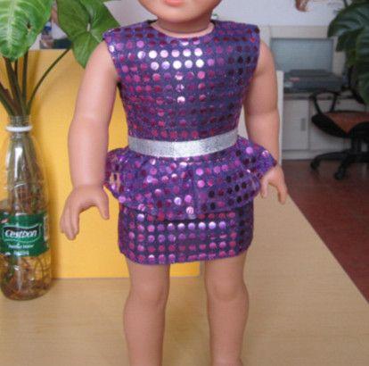 Fashion 18 inch American girl doll clothes