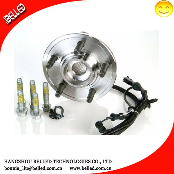 BELLED front wheel bearing for Ford and Lincoln and Mercury