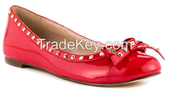 Nice flat shoes foldable shoes ballerinas