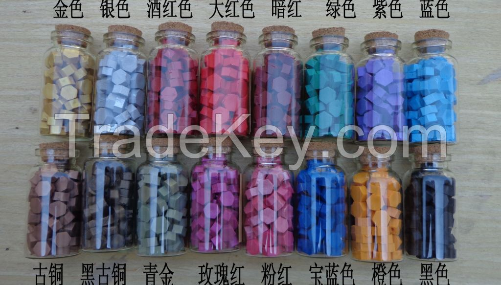 lovely and hot selling bottle wax beads