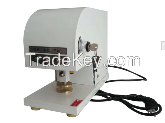 high quality and hot selling embossing machine