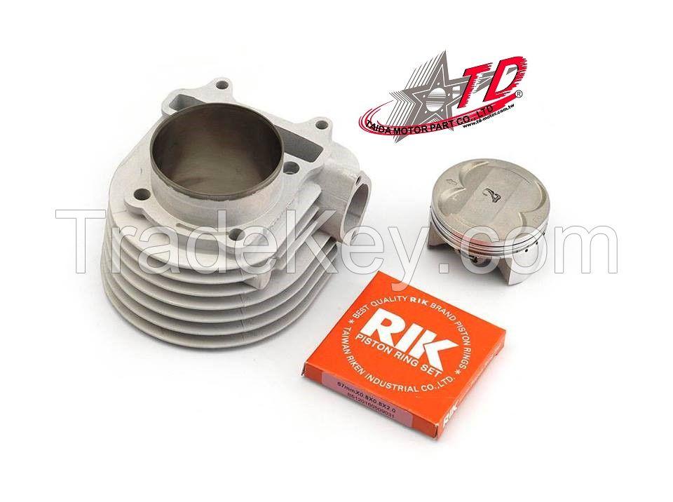 GY6 big bore cylinder kit