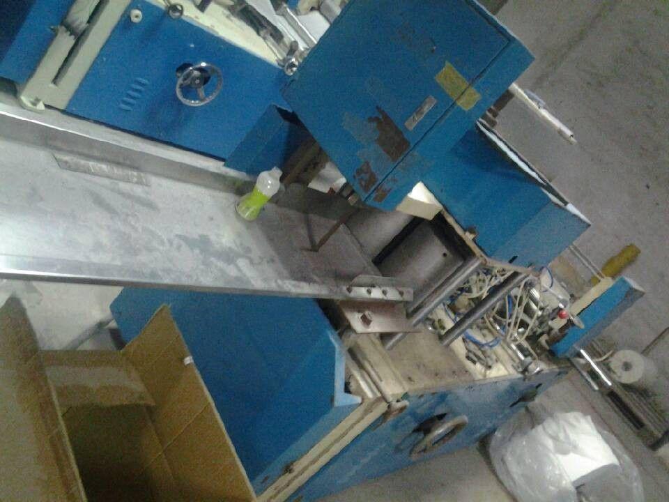 used/reconditioned napkin machine
