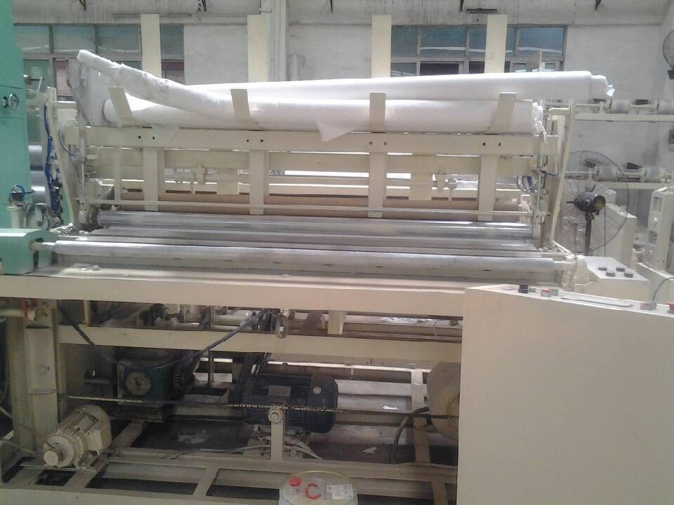 used/reconditioned  toilet paper machine