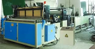 Reconditioned Tissue Roll Making Machinery