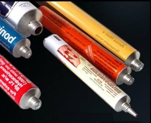 Aluminum Collapsible Tubes