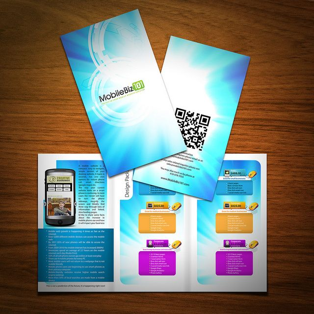 Brochure, logo, website, catalog, magazine