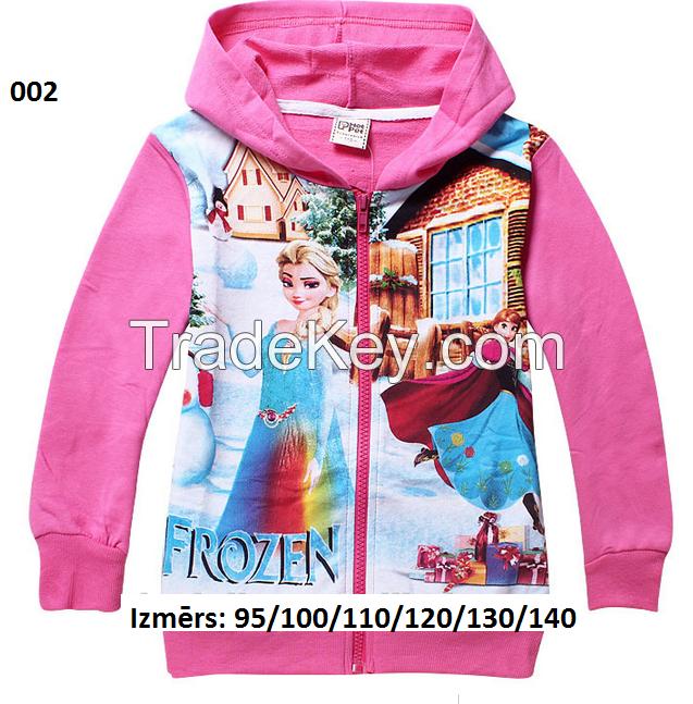 Children Jacket Girl 3-7years