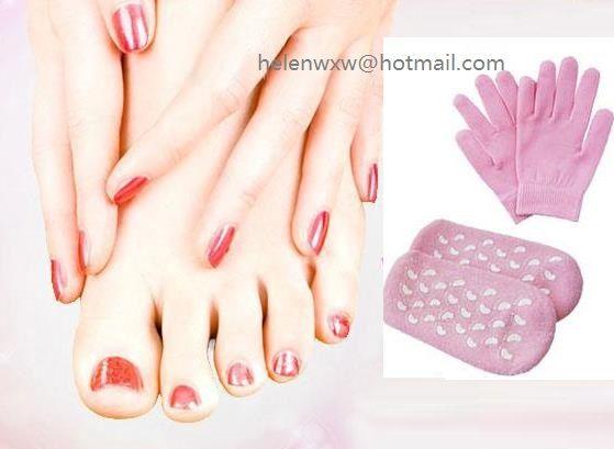 Spa Moisturize Sock Feet Care Moisten and Whiten