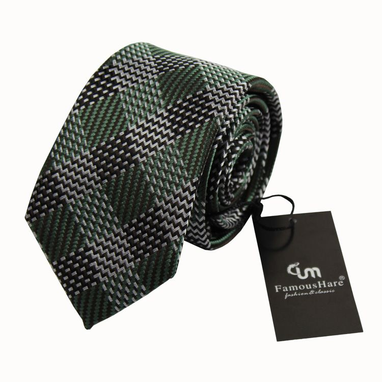 Excellent Woven silk colorful tie for men Italian style